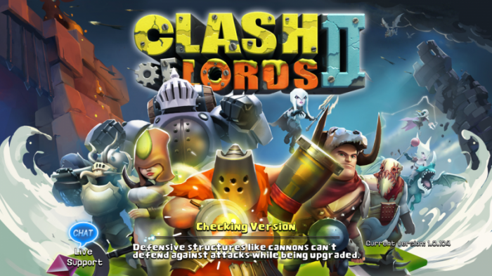 Clash of Lords 2: Heroes War