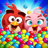 Angry Birds POP Bubble Shooter [Мод: много денег]