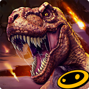 Dino Hunter Deadly Shores [Мод: много денег]