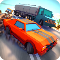 Highway Traffic Racer Planet [Мод: много денег]