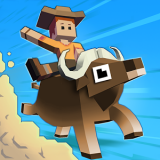 Rodeo Stampede: Sky Zoo Safari [Мод: много денег]