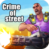 Crime of street: Mafia fighting [Mод: много денег]