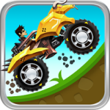 Up Hill Racing: Hill Climb [Мод: много денег]