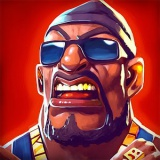 Crime Coast: Mafia Wars [Мод: режим бога]