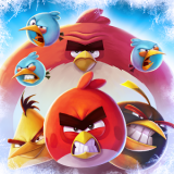 Angry Birds 2 [Мод: много кристаллов]