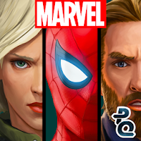 Marvel Puzzle Quest Dark Reign [Мод: много кристаллов]