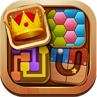 Puzzle King - Addictive Puzzles All In One