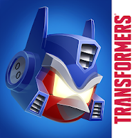 Angry Birds Transformers [Мод: много алмазов]