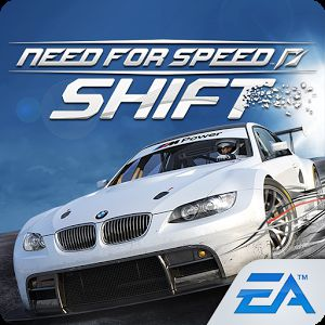 NEED FOR SPEED Shift [Мод: много денег]
