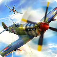 Warplanes: WW2 Dogfight [Мод: Unlocked/много денег]