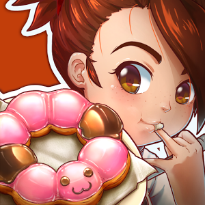 Dessert Chain: Coffee and Sweet v 0.8.27 Мод (Unlimited Cash/Gems/VIP Membership)