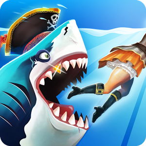 Hungry Shark World v 3.5.0 (Mod Money)