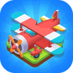 Merge Plane - Click and amp; Idle Tycoon
