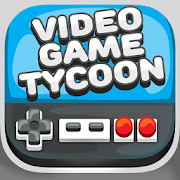 Video Game Tycoon - Idle Clicker and Tap Inc Game v 1.27 (Mod Money)