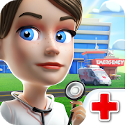 Dream Hospital – Hospital Simulation Game v 2.0.14 Мод (A lot of diamonds/Money)