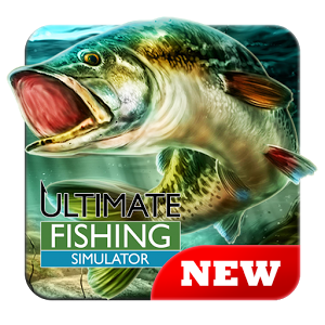 Ultimate Fishing Simulator v 2.1 (Mod Money)