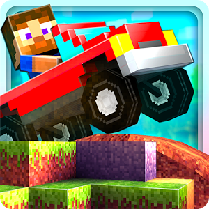 Blocky Roads v 1.3.4 (Mod Money/Unlocked)