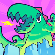 Kaiju Rush v 1.3.0 (Mod Money/Unlocked)