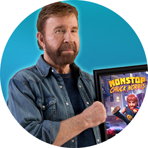 Nonstop Chuck Norris v 1.5.3 Мод (Unlimited Coins/Gems/Tokens and More)
