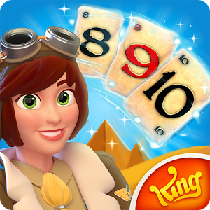 Pyramid Solitaire Saga v 1.84.0 Мод (Infinite lives/Boosters and Unlock all levels/all episodes)