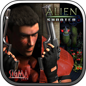Alien Shooter v 4.1.5 Мод (Unlimited Money/Ammo)