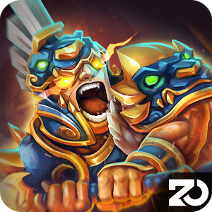 Epic Heroes War v 1.10.3.344p Мод (Unlimited money/diamond)