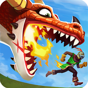 Hungry Dragon v 2.10 (Mod Money)