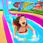 Uphill Rush Water Park Racing v 4.3.46 Mod (Free Shopping)