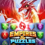 Empires and Puzzles: RPG Quest v 32.1.0 Mod (GOD MOD)