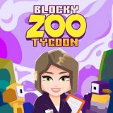 Blocky Zoo Tycoon - Idle Clicker Game! [Много кристаллов]